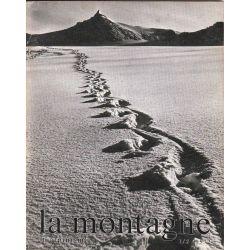 Revue, 1/2 1972, LA MONTAGNE ET ALPINISME