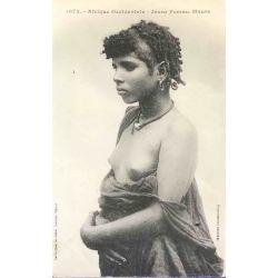 CPA Jeune femme Maure, Afrique Occidentale 1072