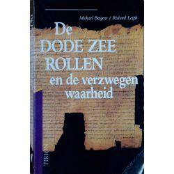 De dode zeerollen en de verzwegen waarheid, Michael Baigent, Richard Leigh