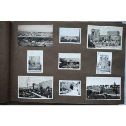 Vintage ,ALBUM Photo, JESUITE, PALESTINE, JERUSALEM, Egypt cards and vintage photos