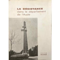 Allaux, La Résistance dans l'Aude.