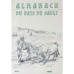 Almanach du Pays de Sault, No 2 /1988.