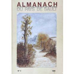 Almanach du Pays de Sault, No 3 /1989.