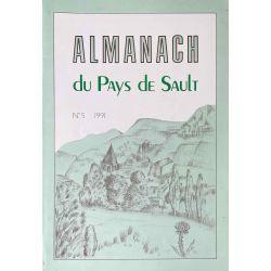 Almanach du Pays de Sault, No 5 /1991.