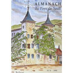 Almanach du Pays de Sault, No 8 /1994.