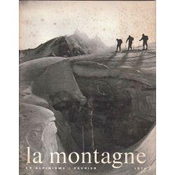 Revue, fevr.-1970, LA MONTAGNE ET ALPINISME