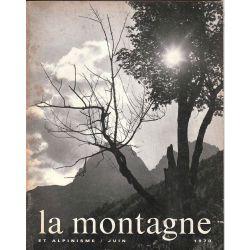 Revue, juin.-1970, LA MONTAGNE ET ALPINISME