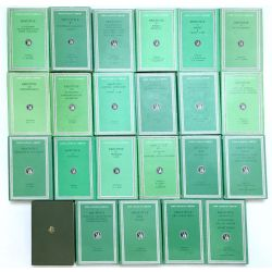 Aristotle, In 23 volumes / Loeb Classical Library