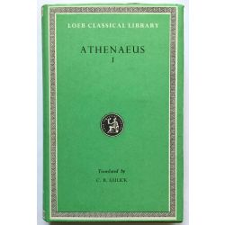 Athenaeus, Deipnosophists, in 7 vol. / Loeb Classical Library