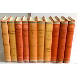 Augustine, In ten volumes / Loeb Classical Library