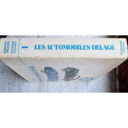 COLLECTION FANAUTO- LES AUTOMOBILES DELAGE