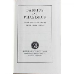 Babrius and Phaedrus / Loeb Classical Library