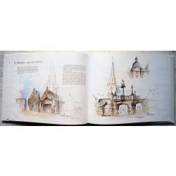 Les enclos paroissiaux en Bretagne , Loic Barreau, Roualt, cartonné