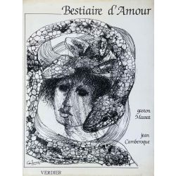 Massat, Bestiaire d'Amour, Illustré par Camberoque.