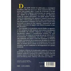 Bianchi, Censure et Liberté intellectuelle à l'Université de Paris.