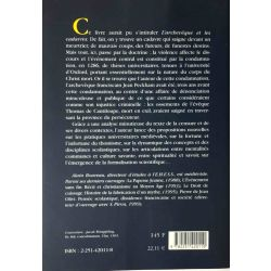 Boureau, Théologie, Science et Censure au XIIIe siècle.
