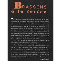 Brassens... à la lettre