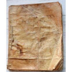 LA16 1561 Petit catechisme catholique, Pierre Canisius, jesuites, velin,