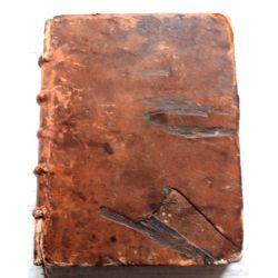 LA17 Commentarius in quinze et viginti digestorum libros, ANTONI PEREZI , Elzevirium