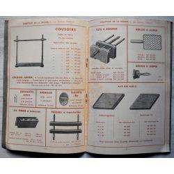 Comptoir de la reliure, Fournitures generales pour reliures