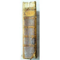 LA16 Concordantiae bibliorum utriusque testatamenti, Robert Estienne 1555