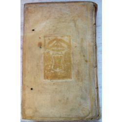 LA18 Cornelii Nepotis ( Biographe Romain) Vitae excellentium imperarorum, AUX ARMES, HERALDIC