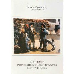 Pyrénées, Costumes populaires traditionnels.