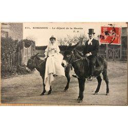 CPA Robinson le depart de la mariée 871
