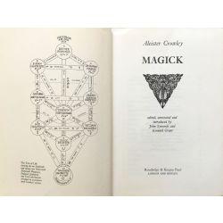 Magick, Crowley.