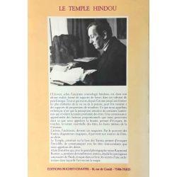 Danielou, Le Temple Hindou.