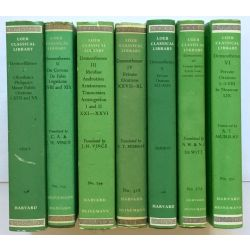 Demosthenes, in 7 vol. / Loeb Classical Library