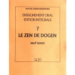 Deshimaru, Le Zen de Dogen.