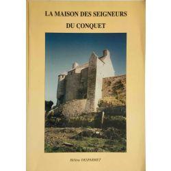 Bretagne, La maison des Seigneurs du Conquet.