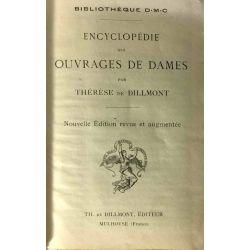 Dillmont, Encyclopédie des ouvrages de Dames.