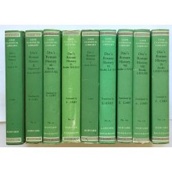 Dio, Roman History, in 9 vol. / Loeb Classical Library
