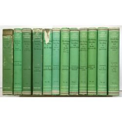 Diodorus Siculus, in 12 vol. / Loeb Classical Library