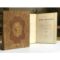 Modes et usages au temps de Marie-Antoinette, 1885.