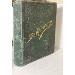 1894 The Epicurean, Studies on culinary Art, Ranhofer, LA19.