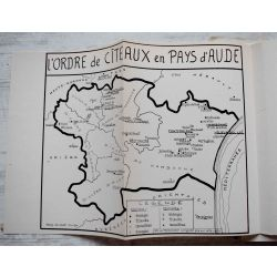Documents bibliographiques concernant le rayonnement médiéval de l'Ordre de Citeaux en pays d'Aude