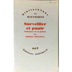 Foucault, Surveiller et punir.