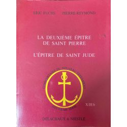 Deuxième Epitre de Saint Pierre, L'Epitre de Saint Jude, Commentaire