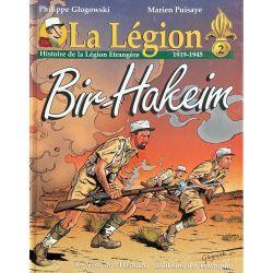 Glogowski/Puisaye, La Légion, Bir Hakeim.