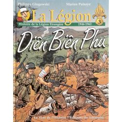 Glogowski/Puisaye, La Légion, Dien-Bien-Phu..