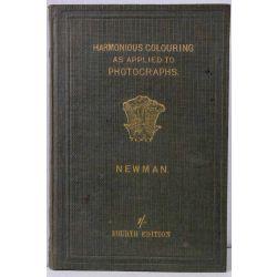 1863 NEWMAN, Harmonious colouring applied to photographs. LA19