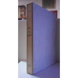 Pour un Herbier de Colette illustré par Raoul Dufy