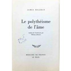 Le Polythéisme de l'Ame, James Hillman.