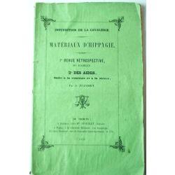 materiaux d'hippygie revue retrospective 1855