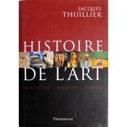 VENDIDO  histoire de l'art Jacques Thuillier architecture sculpture peinture