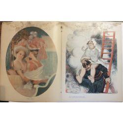 L'album IX revue Illustrateur Abel Faivre