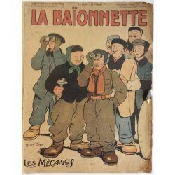 Revue La Baïonnette